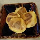 カボチャのパンケーキ
