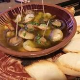 常備菜にぴったり!マッシュルームのニンニクオイル煮