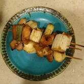 オーブンで焼き鶏