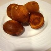 ホットケーキミックス生地のタコ焼き