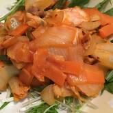 ガッツリ豚キムチ