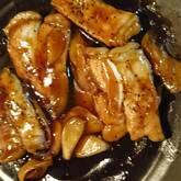 スペアリブロースト豆鼓ハチミツ風味