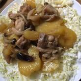 鶏肉のレンジ煮