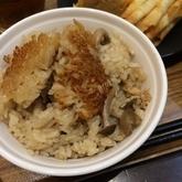 洋風キノコの炊き込みご飯