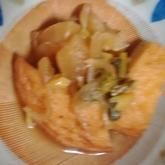 カブの煮物