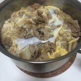 うどんのすき焼き煮