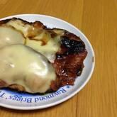 鶏肉のチーズのせ照り焼き