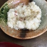 野菜ミルクリゾット