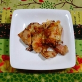 鮭とジャガイモのマヨグラタン