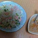 野菜たっぷり春雨サラダ
