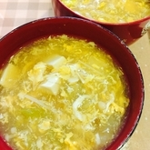 白菜と豆腐のサンラータン