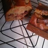 アップルシナモンのケーキ