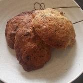 紅茶チョコチップクッキー