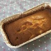 ユズ風味パウンドケーキ