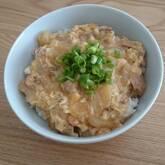 ツナタマ丼
