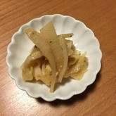タケノコの木の芽和え