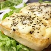 豆腐のマヨ焼き
