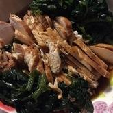 作り置き鶏肉の梅酒煮