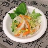 白菜のコールスロー