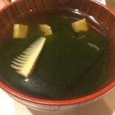 若竹(わかたけ)汁