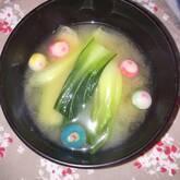 青菜のみそ汁