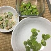 焼きソラ豆