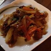 豆腐ストロガノフ