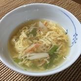 卵のふんわりスープ