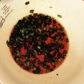 温豆腐のニラダレ