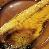サバのカレー粉焼き
