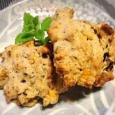 カボチャのクッキー