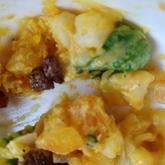 カボチャヨーグルトサラダ