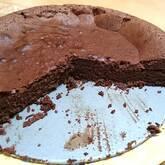 とろけるチョコケーキ