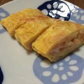 カニカマ入り卵焼き