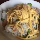 鮭のちらし寿司