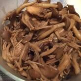 キノコの佃煮