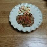 豚肉のマリネステーキ