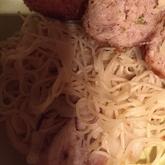 ゴーヤの素麺チャンプルー