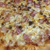 お手軽ピザ