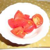 甘酢トマト