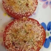 焼くだけトマト