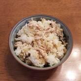 サンマの混ぜご飯