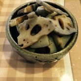 レンコンの中華炒め