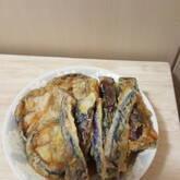 夏野菜の天ぷら盛り合わせ