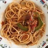基本のトマトパスタ