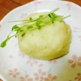 ゴマ風味のポテトサラダ