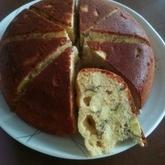 炊飯器でサツマイモケーキ