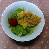タラコ入りポテトサラダ