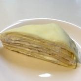 アールグレイのミルクレープ