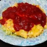 ふわふわ卵炒め
